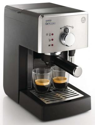 Кофемашина Philips Saeco HD8325/79 950Вт 1л черный philips saeco hd8323 39