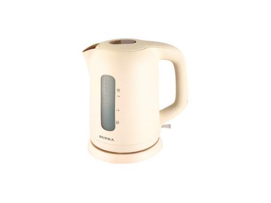 Чайник Supra KES-1702 — — пластик белый