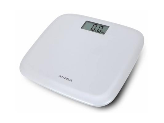 Весы напольные Supra BSS-6050 WH белый