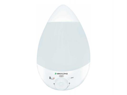 Увлажнитель воздуха NEOCLIMA NHL-220L 2.5л 20 m2 2 ступени очистки антибактериальное покрытие расход воды 280 гр/час красный