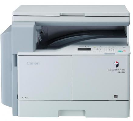 Копир Canon IR2202N (с крышкой, 20 копий/мин, A3, LAN)