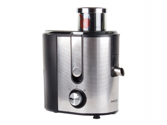 Соковыжималка электрическая Endever JE-70, 600Вт, 2 скор. режима, диаметр горл.-63 мм, емк. для сока -350мл, емк. для мякоти -1,2л,