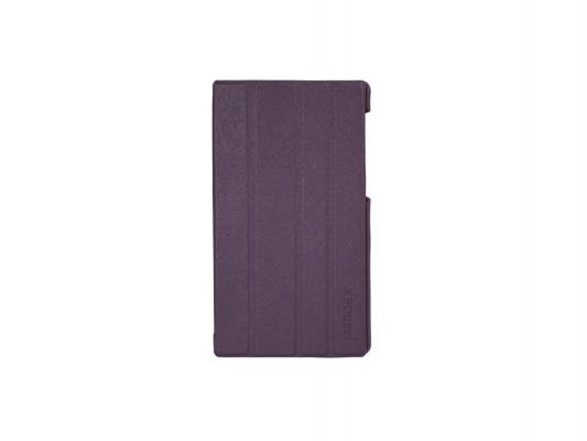 """Чехол SUMDEX GLN-720 VT для планшета Google Nexus 2 поколения 7"""" Фиолетовый"""