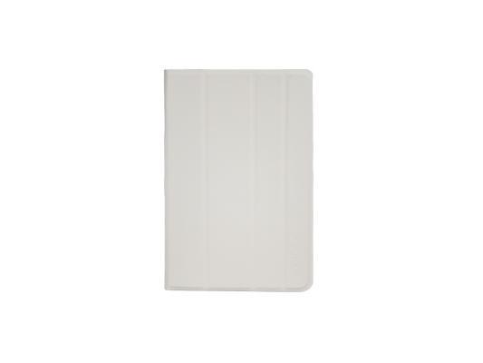 """Чехол SUMDEX TCC-700 WT Чехол для планшета 7-7,8"""" универсальный Белый чехол универсальный 9 7 sumdex tcc 970bk силиконовые уголки черный"""