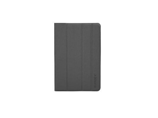 Чехол SUMDEX TCK-705 GR Чехол для планшета 7-7,8 универсальный Серый аксессуар чехол 7 inch река времени classic универсальный grey vrv ccl07p gr