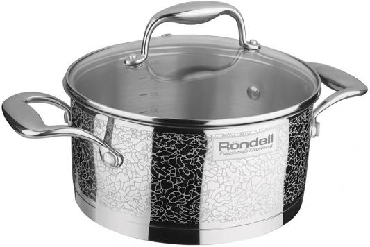 Кастрюля Rondell Vintage RDS-344 5 л 24 см кастрюля rondell vintage 5l rds 344