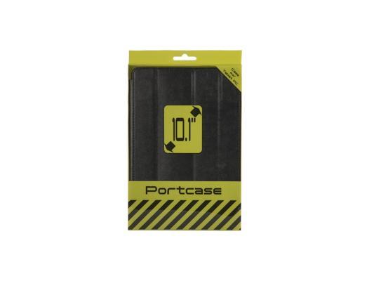 Чехол PORTCASE TBT-210 BK чехол для планшета 10 универсальный Черный