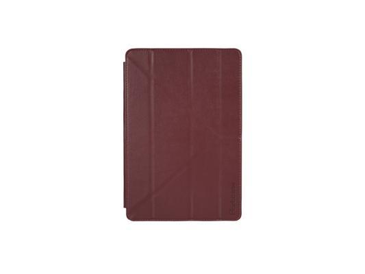 Чехол PORTCASE TBT-210 RD чехол для планшета 10 универсальный Красный чехол книжка универсальный 7 portcase tbt 270 rd red флип кожзаменитель пластик
