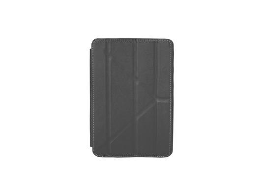 Чехол PORTCASE TBT-270 GR чехол для планшета 7 универсальный Серый чехол книжка универсальный 7 portcase tbt 270 rd red флип кожзаменитель пластик