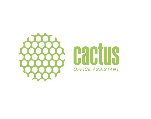 """Бумага для плоттера Cactus CS-LFP90-914457 36"""" 914мм х 45.7м 90г/м2 без покрытия втулка 50.8мм"""
