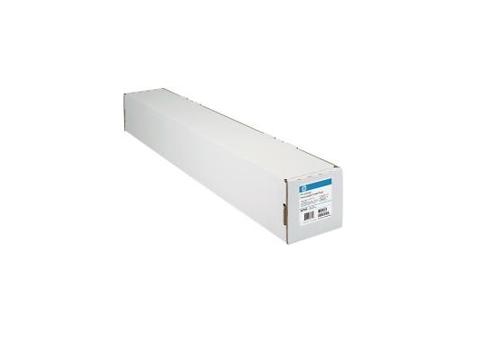 """Бумага HP 33.11"""" 841мм х 45.7м 90г/м2 рулон с покрытием для струйной печати высококачественная Q1441A"""