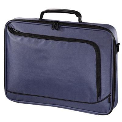 """Сумка для ноутбука 17.3"""" Hama Sportsline Bordeaux политекс голубой H-101173"""