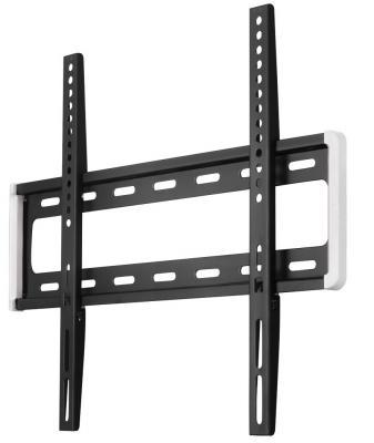 Кронштейн HAMA FIX XL черный для ЖК ТВ до 56 настенный VESA 600x400 max 35 кг кронштейн для тв hama 118633
