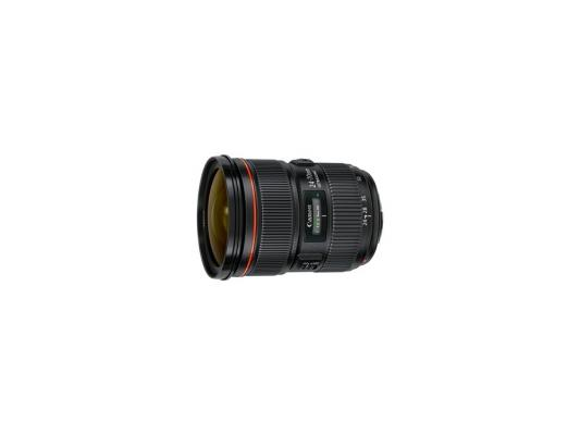 Объектив Canon EF 24-70mm f/4L IS USM 6313B005 объектив canon ef 24mm f 2 8 is usm черный