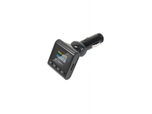 FM трансмиттер Rolsen RFA-200 MP3 USB SD Пульт ДУ
