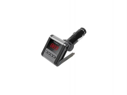 FM трансмиттер Rolsen RFA-320 MP3 USB microSD Пульт ДУ