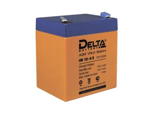 Батарея Delta HR12-4.5 4.5A/hs 12W