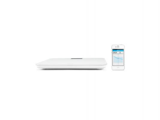 Весы напольные Withings Wireless Scale WS-30 белый