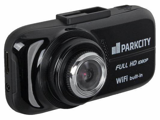 Видеорегистратор ParkCity DVR HD 720 2.7 1920x1080 2Мп 148° microSD microSDHC HDMI автомобильный видеорегистратор parkcity dvr hd 370