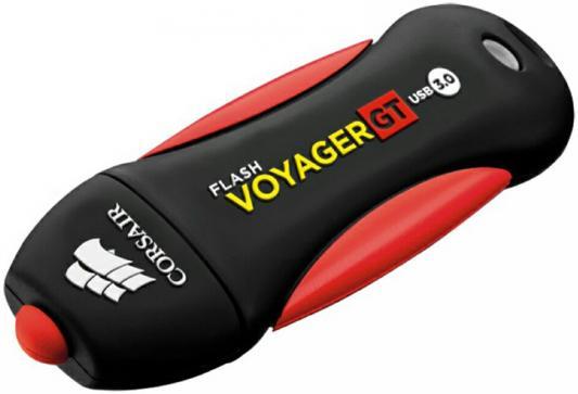 Флешка USB 128Gb Corsair Voyager USB3.0 CMFVY3A-128GB usb накопитель corsair voyager vega 128gb cmfvv3 128gb серебристый cmfvv3 128gb