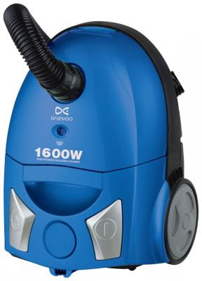 Пылесос Daewoo RC-5500SA с мешком сухая уборка 1600Вт синий