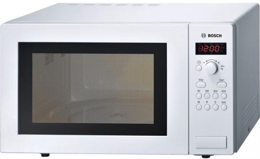 СВЧ Bosch HMT84M421R 900 Вт белый