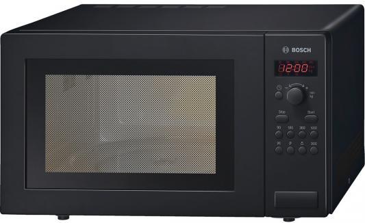 СВЧ Bosch HMT84M461R 900 Вт чёрный