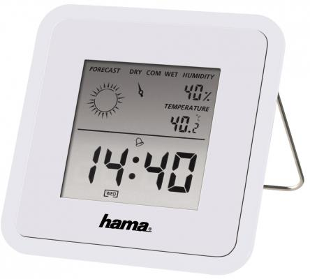 Метеостанция Hama TH50 белый 113988