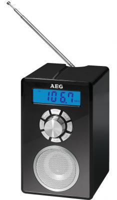 Радиоприемник AEG MR 4139 BT черный