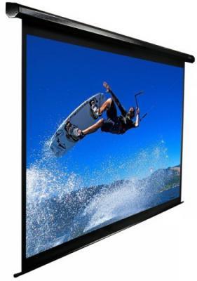 Экран настенный Elite Screens ELECTRIC84H 84 16:9 105x186см настенный с электроприводом MW черный экран настенный elite screens m135xwv2 135 4 3 206x274см ручной mw белый