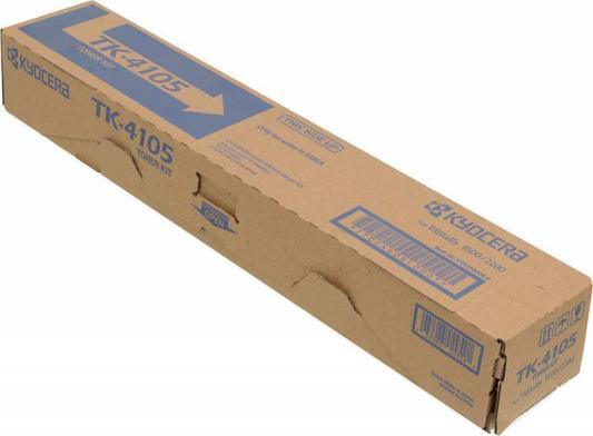 Картридж Kyocera TK-4105 для TASKalfa 1800 черный