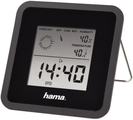 Погодная станция Hama TH50 черный 113987