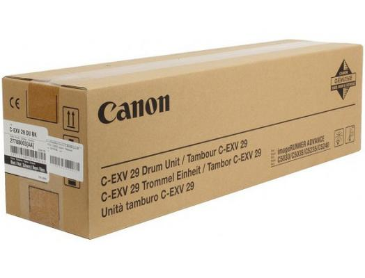 Фотобарабан Canon C-EXV29 2778B003AA для iR-C5030/C5035 черный copier part c5030 fuser film compatible new for canon ir advance c5030 c5035 c5045 c5051 high quality