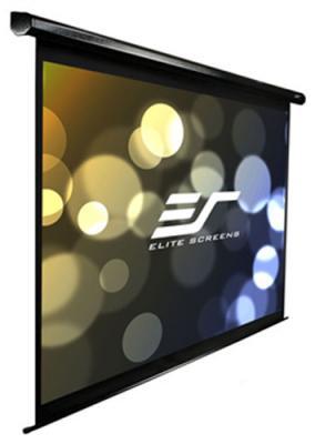"""Экран настенный Elite Screens VMAX135XWH2 135"""" 16:9 168.1х299см настенный с электроприводом белый"""