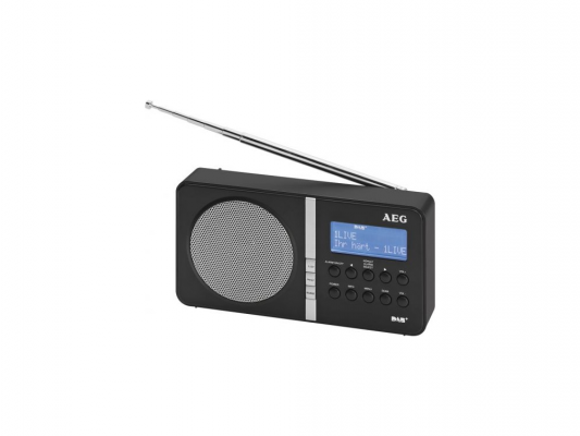 Радиоприемник AEG DAB 4138 черный