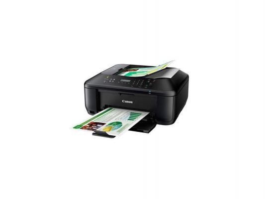 МФУ Canon PIXMA MX474 цветное A4 4800x1200 принтер/сканер/копир/факс Wi-Fi USB 8749B007