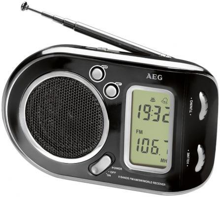 Радиоприемник AEG WE 4125 черный