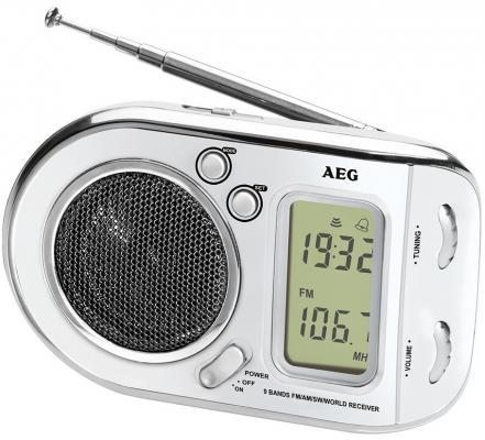 Радиоприемник AEG WE 4125 белый