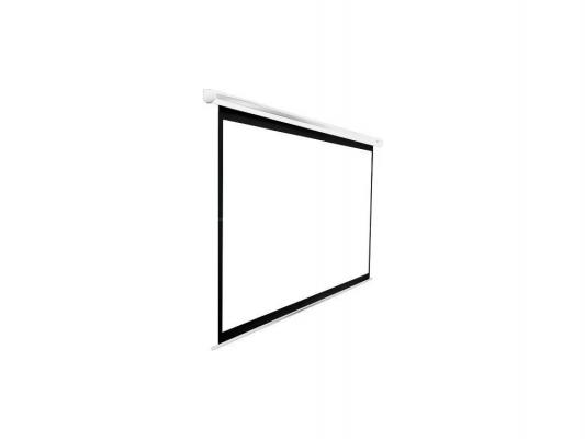 """Экран настенный Elite Screens ELECTRIC125XH 125"""" 16:9 156x277 с электроприводом MW белый"""