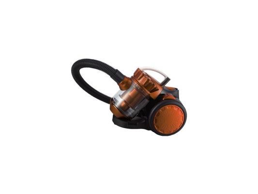 Пылесос Lumme LU-3206 сухая уборка чёрный оранжевый