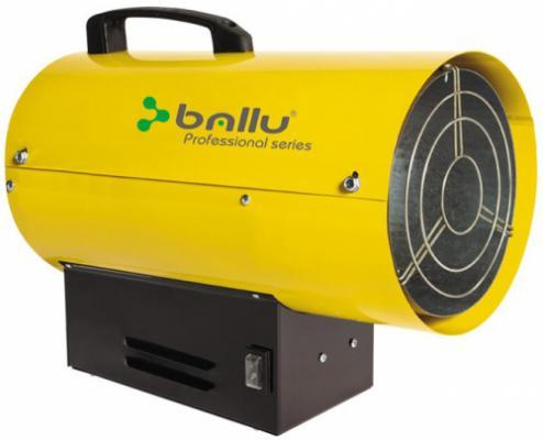 Тепловая пушка BALLU BHG-20 17000 Вт вентилятор ручка для переноски желтый цена и фото