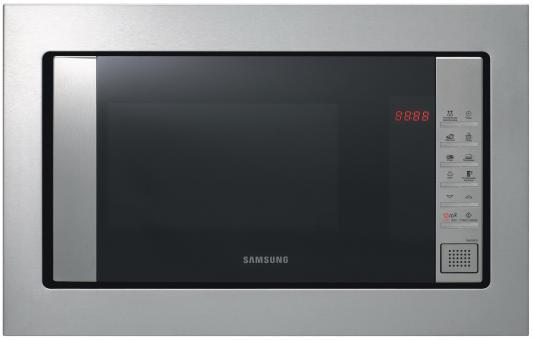 СВЧ Samsung FG77SSTR 850 Вт серебристый
