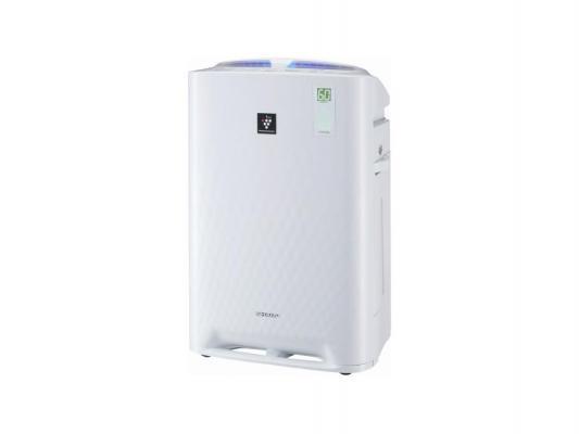 Климатический комплекс Sharp KC-A51RW White ШхВхГ-399x603x273 мм,очиститель воздуха с увлажнением, до 38 кв.м.Расход воды 600мл/ч.  KC-A51RW