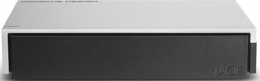 """Внешний жесткий диск 3.5"""" USB3.0 4Tb Lacie Porsche P9233 9000385 серебристый  9000385"""