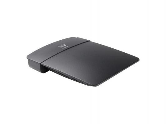 Беспроводной маршрутизатор LinkSys E900-RU 4-порта 10/100Mbit/s Wireless-N