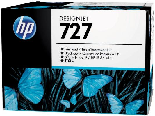 Печатающая головка HP B3P06A №727 для HP Designjet T920/T1500 ePrinter series hp 727 printhead b3p06a