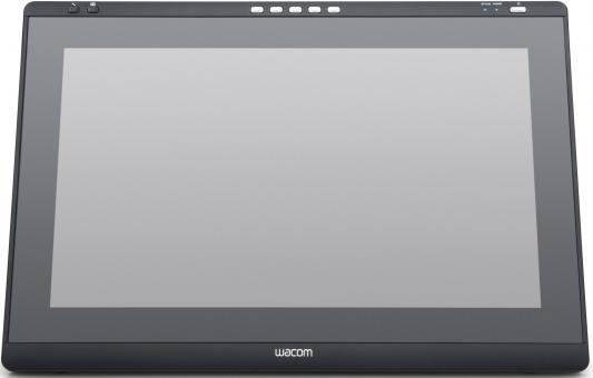 Графический планшет Wacom PL-2242 touch черный DTH-2242