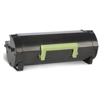 Картридж Lexmark 62D5H0E для MX710/711/810/811/812 черный 52d3h00 523h toner cartridge chip for lexmark ms810 ms811 ms812 ms 810dn 811dn 812de 810 812 counter reset powder refill chips