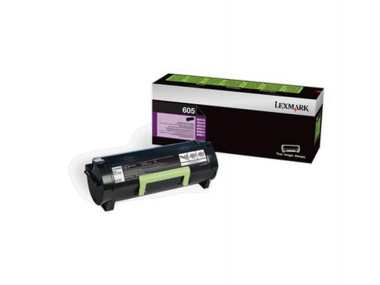 Картридж Lexmark 60F5000 для MX310/MX410/MX510/MX511/MX611 черный