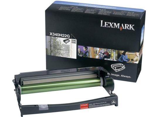 цена Фотобарабан Lexmark X340H22G для X340/X342 черный